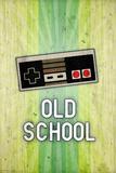 Old School Video Game Prints