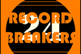 Record Breakers 13 Wall Sign