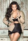 Kim Kardashian Jacket - Afiş