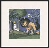 King of all Wild Things Print by Maurice Sendak