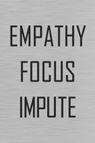 Empathy Focus Impute Philosophy Posters