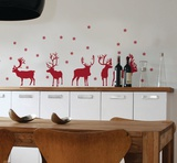 Reindeer Wall Decal