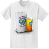 Breaking Bad - Los Pollos Bag T-shirts