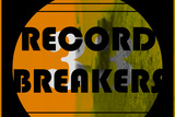 Record Breakers 8 Wall Sign