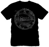 Game of Thrones - Seven Houses T-shirts