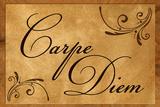 Carpe Diem Seize the Day Prints