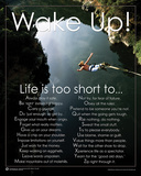 Wake Up! Posters