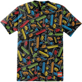 Lego - All Over Lego Print Shirts