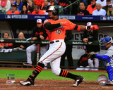 Adam Jones Home Run Game 2 of the 2014 American League Championship Series Photo