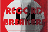 Record Breakers 17 Wall Sign