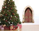 Elves Door Wall Decal