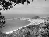 Copacabana Beach Photographic Print by Frederic Lewis