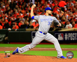 James Shields Game 1 of the 2014 American League Championship Series Action Photo