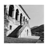 The Villla Dei Vescovi Regular Photographic Print by Horst P. Horst