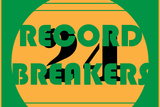 Record Breakers 4 Wall Sign