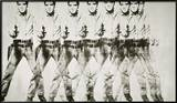 Eight Elvis®, 1963 Reproduction giclée encadrée par Andy Warhol