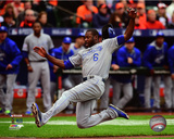 Lorenzo Cain Game 2 of the 2014 American League Championship Series Photo