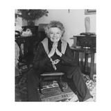 Actress, Katharine Hepburn Regular Photographic Print by Horst P. Horst