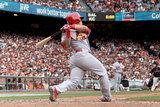 NLCS - St Louis Cardinals v San Francisco Giants - Game Three Photographic Print by Ezra Shaw