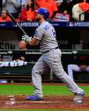 Mike Moustakas Home Run Game 2 of the 2014 American League Championship Series Photo