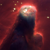 Montrous Star Forming Pillar of Gas and Dust Pósters