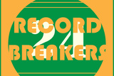 Record Breakers 3 Wall Sign