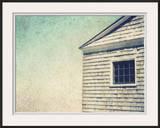 Cape Cod House Framed Photographic Print by Jennifer Kennard