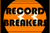 Record Breakers 2 Wall Sign