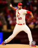 Adam Wainwright Game 1 of the 2014 National League Championship Series Photo