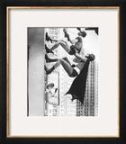 Batman Framed Photographic Print
