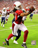 Larry Fitzgerald 2014 Action Photo