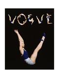 Model Lisa Fonssagrives Regular Photographic Print by Horst P. Horst