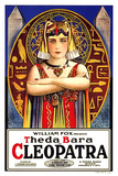 Cleopatra, Theda Bara Posters