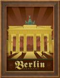 Berlin, Germany Prints by  Anderson Design Group