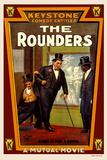 The Rounders Movie Charlie Chaplin Poster Print Prints