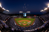 ALCS - Baltimore Orioles v Kansas City Royals - Game Three Photographic Print by Jamie Squire