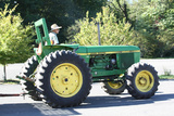 John Deere 2940 Tractor Photo Art Print Poster Prints