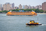 New York City Staten Island Ferry Photo Print Poster Prints