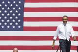 Obama National Monument Fotografisk tryk af Evan Vucci