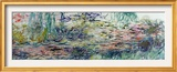 Waterlilies, 1917-19 Framed Giclee Print by Claude Monet