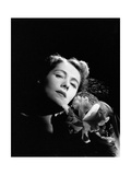 American Playwright, Politician, and Vanity Fair Managing Editor Clare Boothe Luce Regular Photographic Print by Horst P. Horst