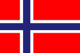 Norway National Flag Poster Print Prints
