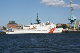 US Coast Guard Ship Photo Art Print Poster Print