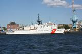 US Coast Guard Ship Photo Poster