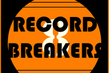 Record Breakers 1 Plastic Sign