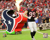 J.J. Watt 2014 Action Photo