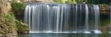 waterfall, Cataract Falls State Park, Indiana, USA Reprodukcja zdjęcia autor Anna Miller