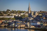 St. Coleman Church and Harbor Town of Cobh, County Cork, Ireland Photographic Print by Brian Jannsen