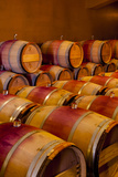 USA, Washington, Red Mountain. Barrel Cellar in Washington Winery Photographic Print by Richard Duval