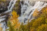 Canada, Ontario, Thunder Bay, Kakabeka Falls Park, Kakabeka Falls Photographic Print by Frank Zurey